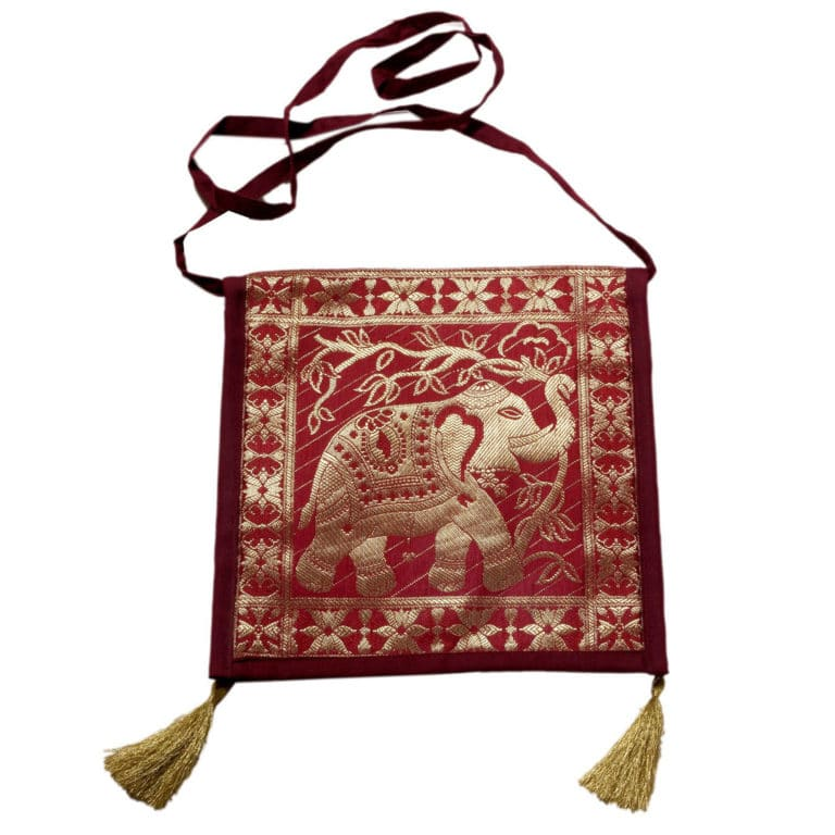 Jodhpur Red Indian Shoulder Bag 4