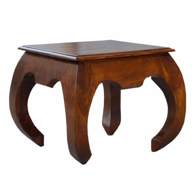 Sheesham Opium Coffee Table 8